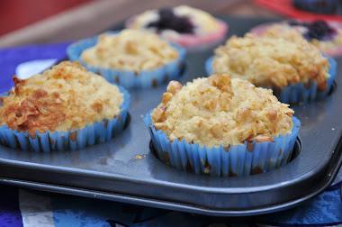 Muffins (manzana y nuez)
