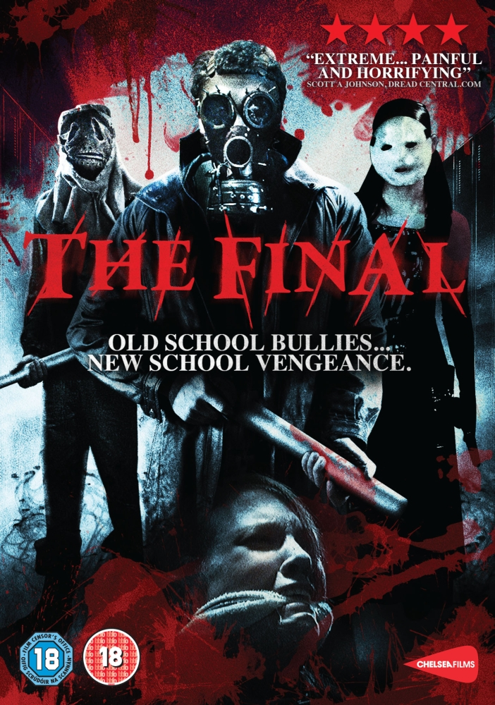 The Final DVD cover horror movie