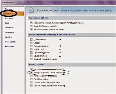 Page Color dalam Microsoft Word untuk memberibackground pada lembar kerja Microsoft Word
