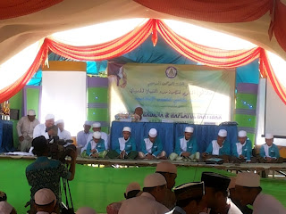 Wisuda Perdana Ma'had Tibyan li Al-Shibyan Miftahul Ulum Panyeppen