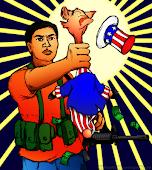 ¡Contra el Imperialismo!