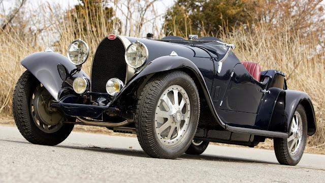 bugatti type 43 1930 Carros Antiguos