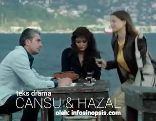 Sinopsis Cansu dan Hazal Episode 7