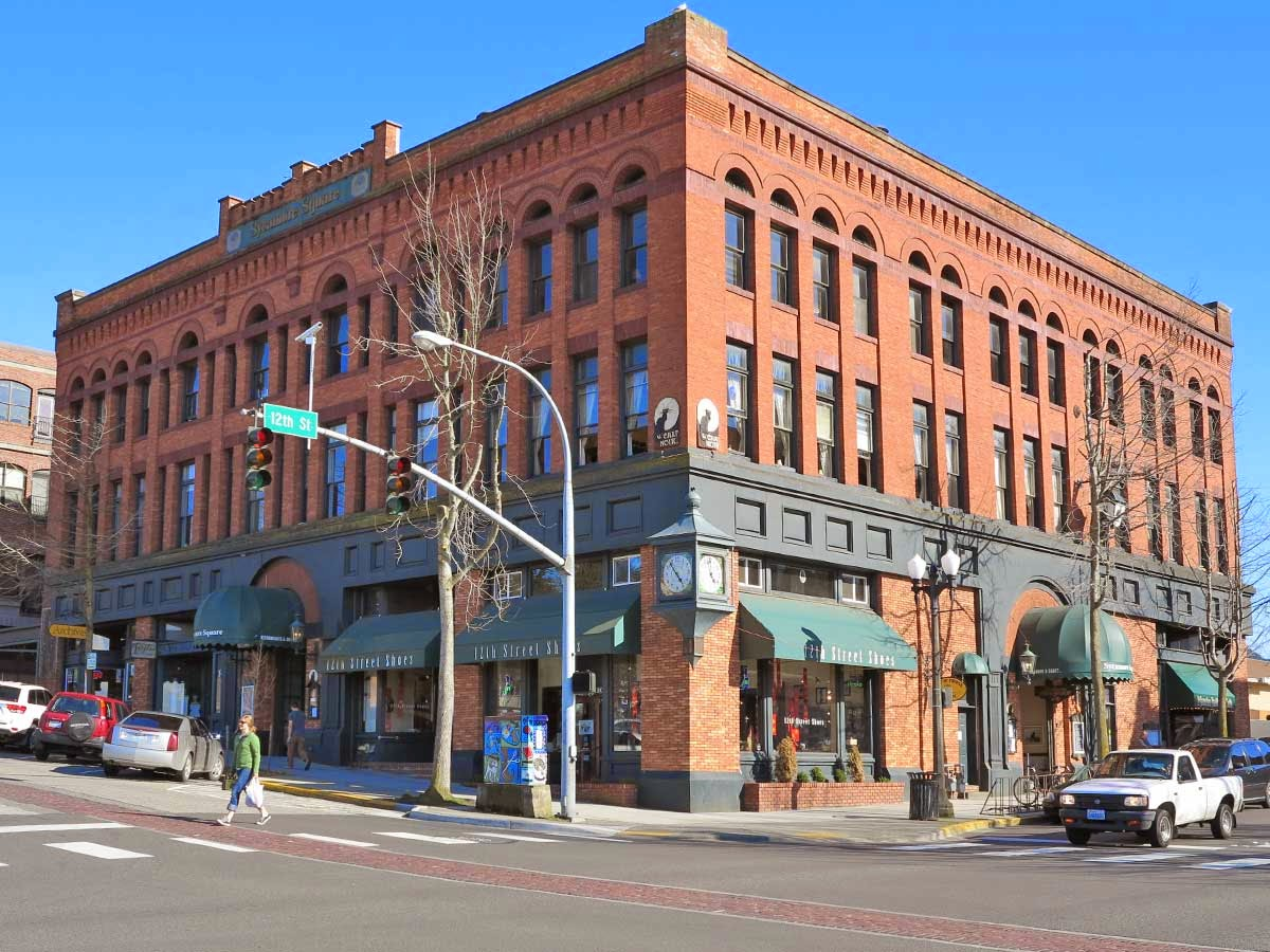 Bellingham reviews and ruminations the washington state for Sycamore square