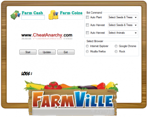 FarmVille Cheat Engine