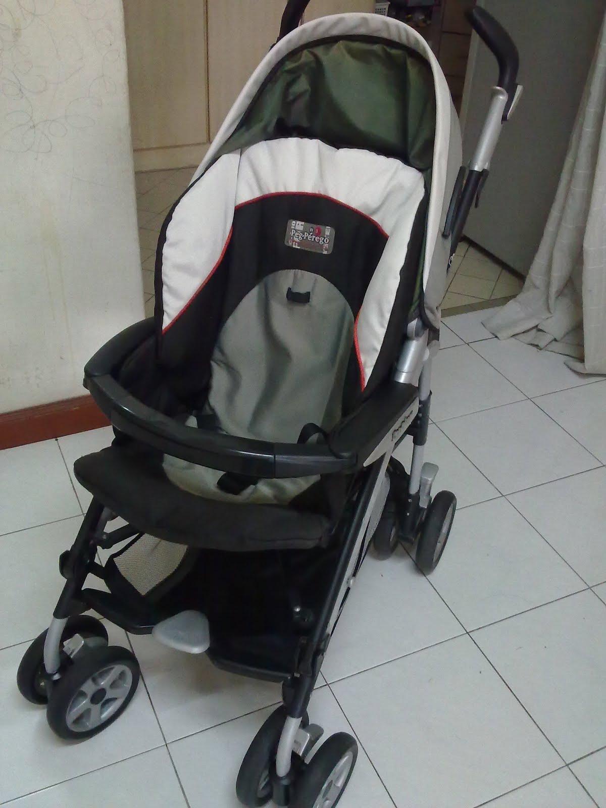 Peg Perego Stroller Replacement Spring : Twinklebibi peg perego pliko p