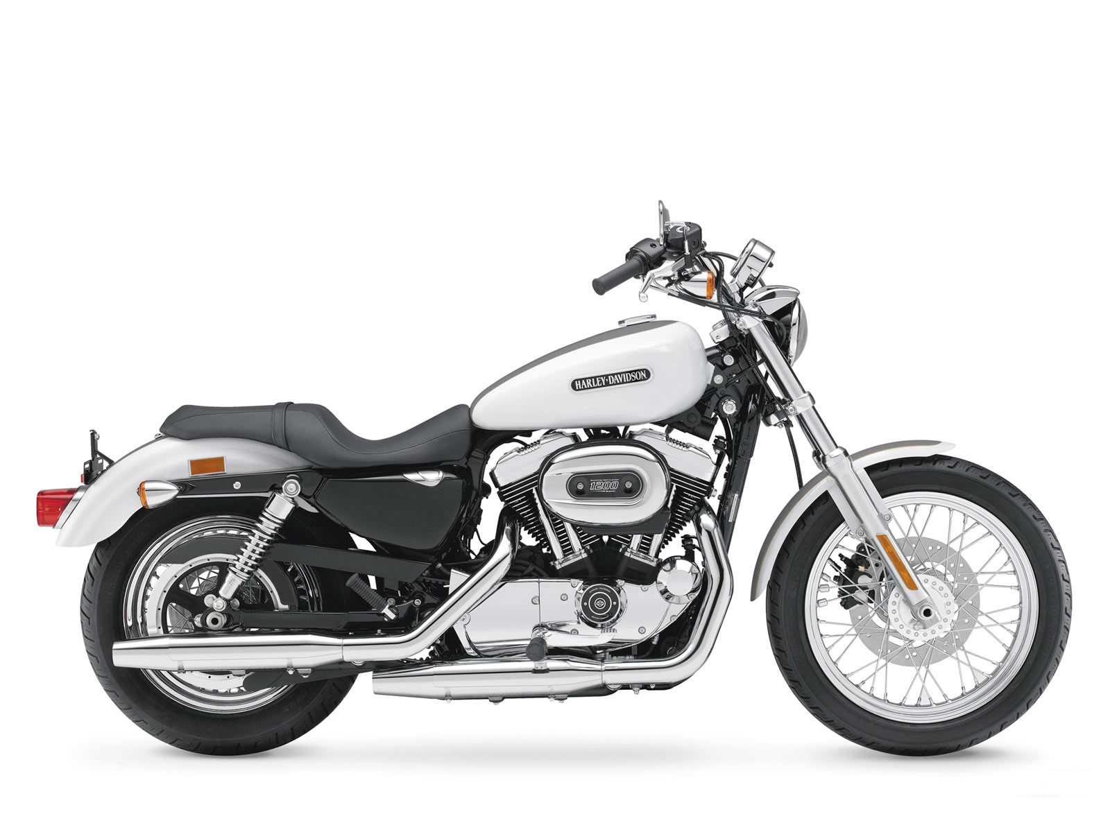 harley davidson xl 1200 l sportster 1200 low 2009. Black Bedroom Furniture Sets. Home Design Ideas