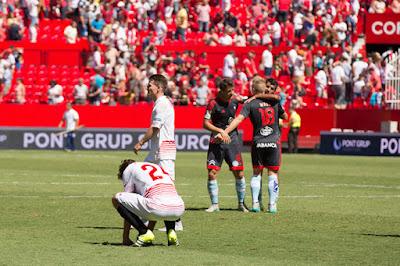 Crónica Sevilla FC 1 Vs Celta 2