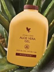 10 buoni motivi per bere Aloe Vera Gel Forever