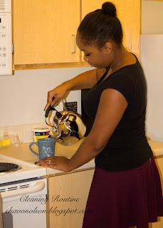 Cleaning Routine   shavonolson.blogspot.com