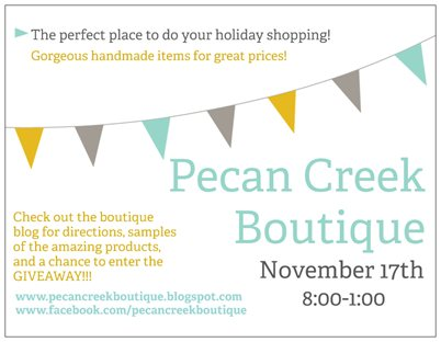Pecan Creek Boutique