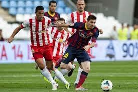 Ver Online Almería vs Barcelona, Liga BBVA España / Sábado 9 Noviembre 2014 (HD)