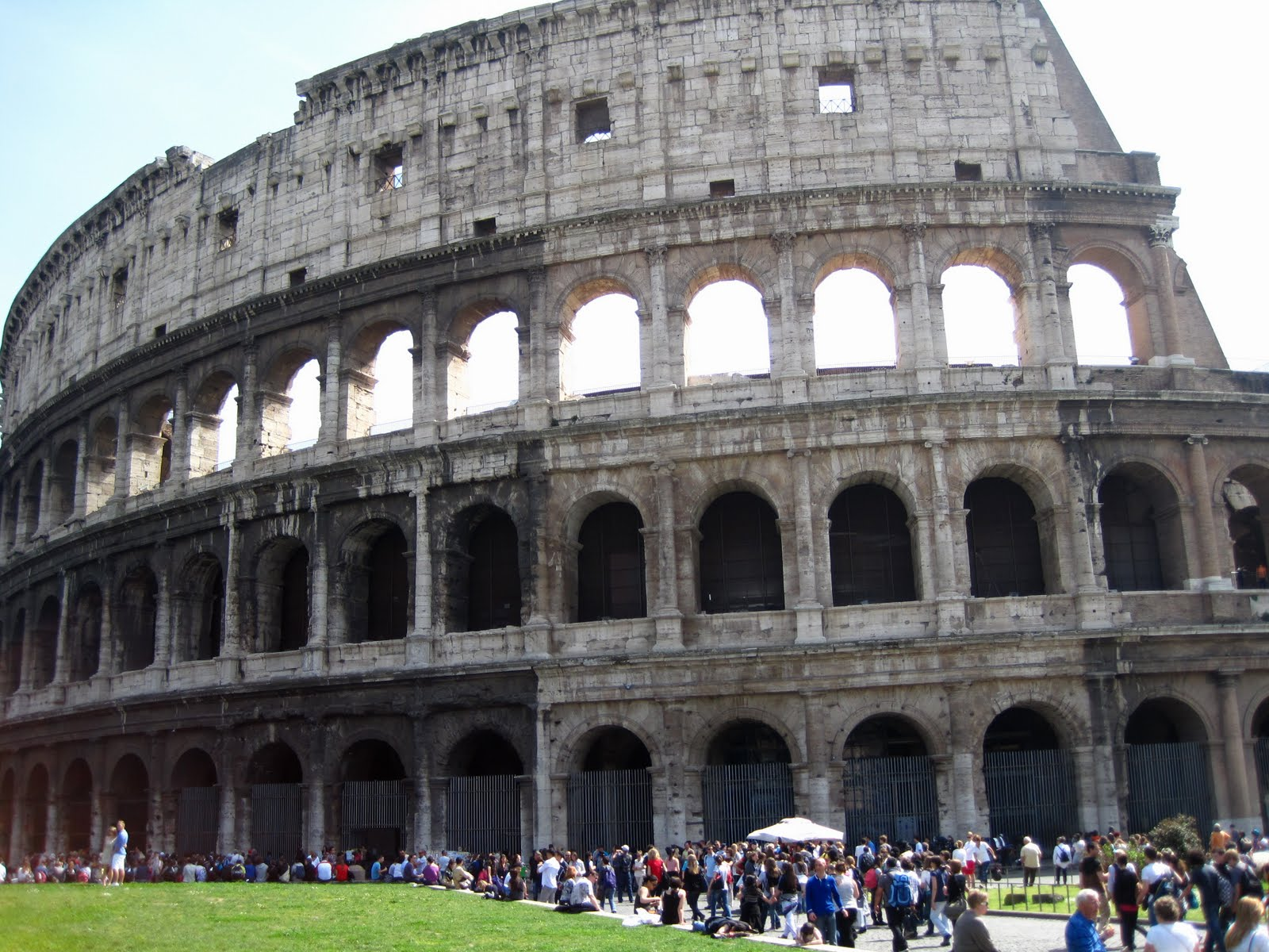 Hofstra European Odyssey: Tom DiBlasi - Rome, Italy. April ...