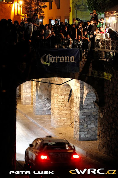 Rallye de México: vuelven Citroën y Loeb