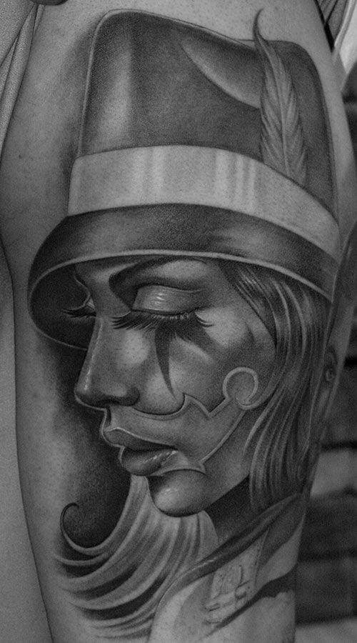 tatuaje chicano
