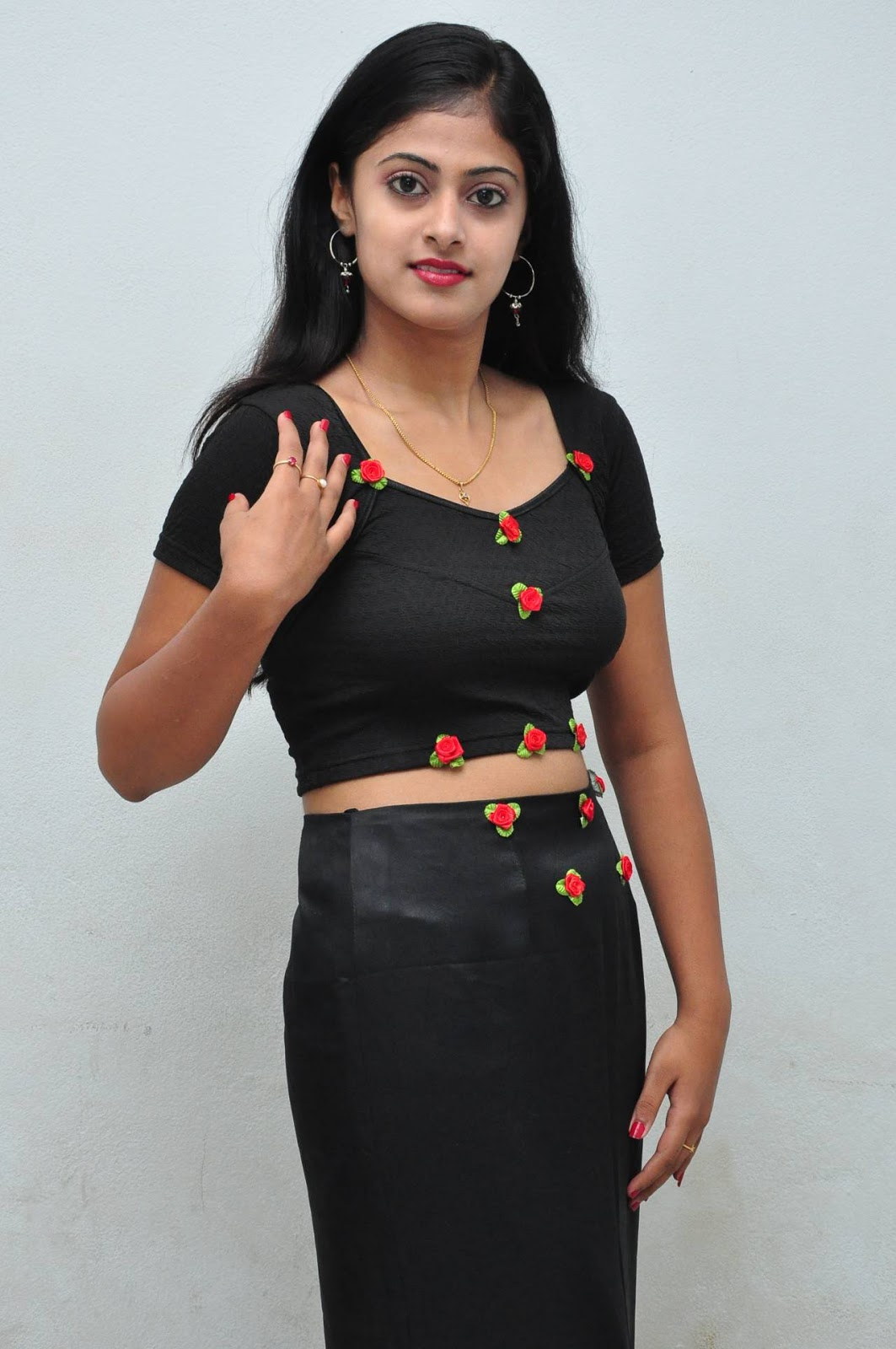Megha sri photos at Kaki event-HQ-Photo-14