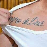 Saiba Quais Os Significados Das Tatuagens Do Lucas Lucco Fuxico