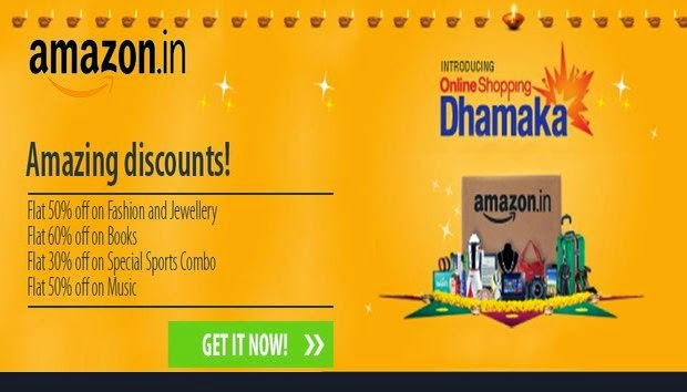 Amazon offers and coupons