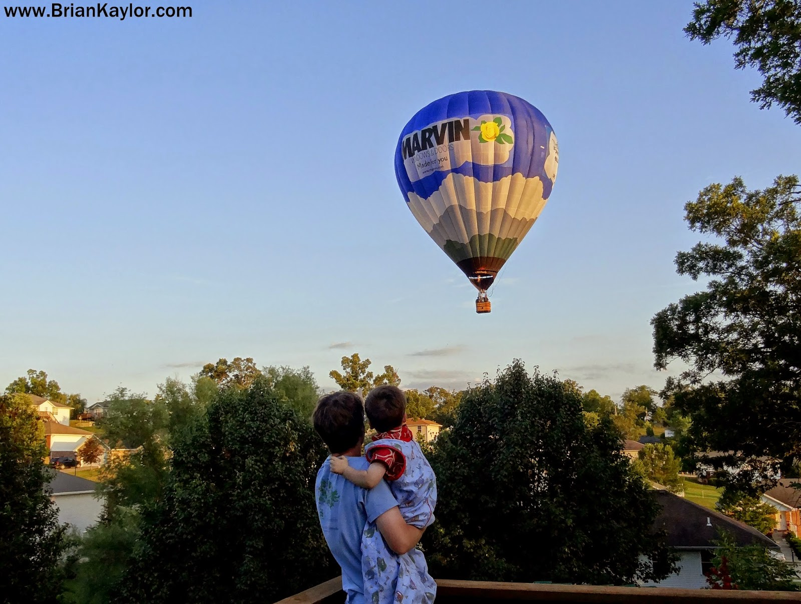 Hot Balloon!