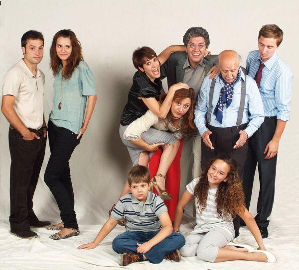 familia de los adolescentes: