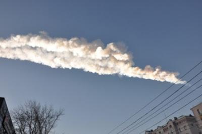 meteor seberat 7000 ton yang jatuh dirusia