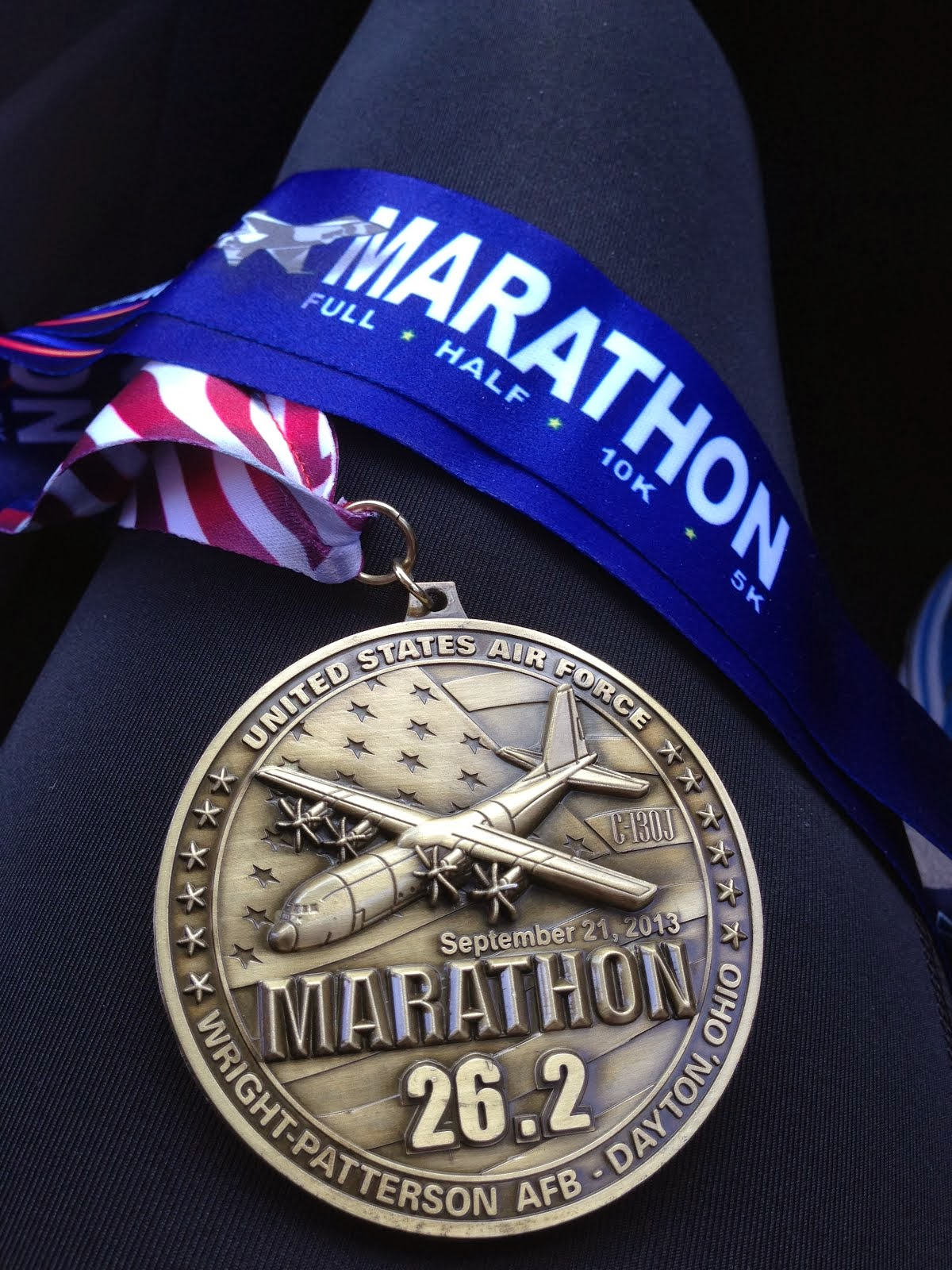 Air Force Marathon (09.21.2013)