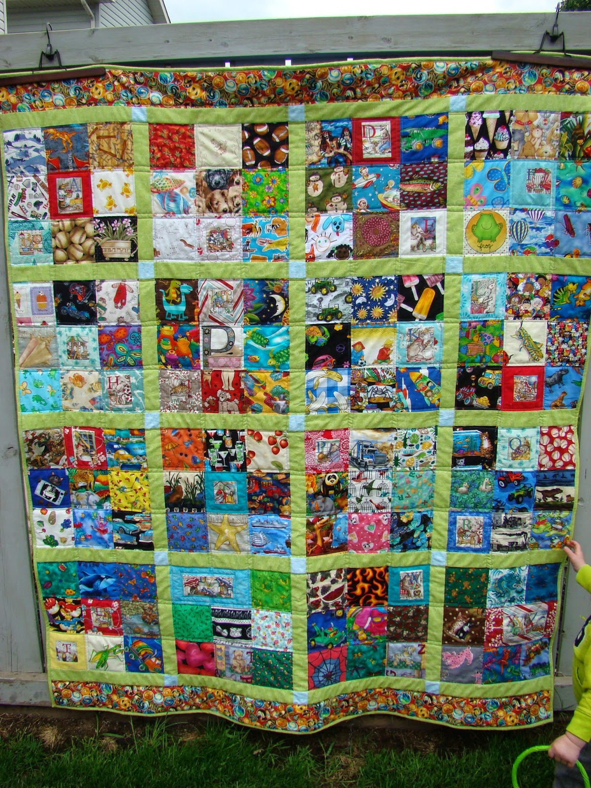 My Quilting Addiction : disney quilts - Adamdwight.com
