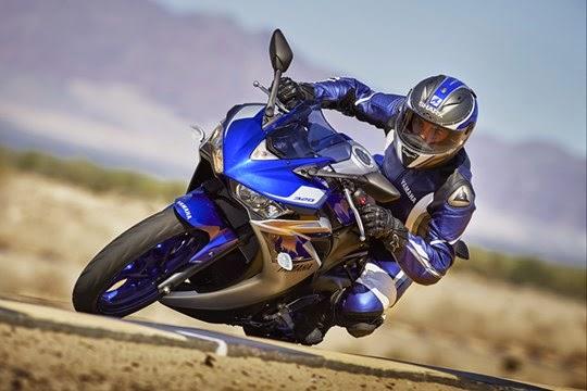 Mengenal Yamaha YZF-R3