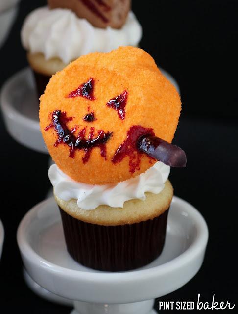 Peeps Pumpkin turned Zombie for #Halloween fun