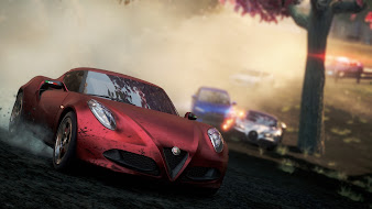 #22 Need for Speed Wallpaper