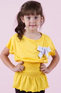 Baju Kaos Anak Cewek