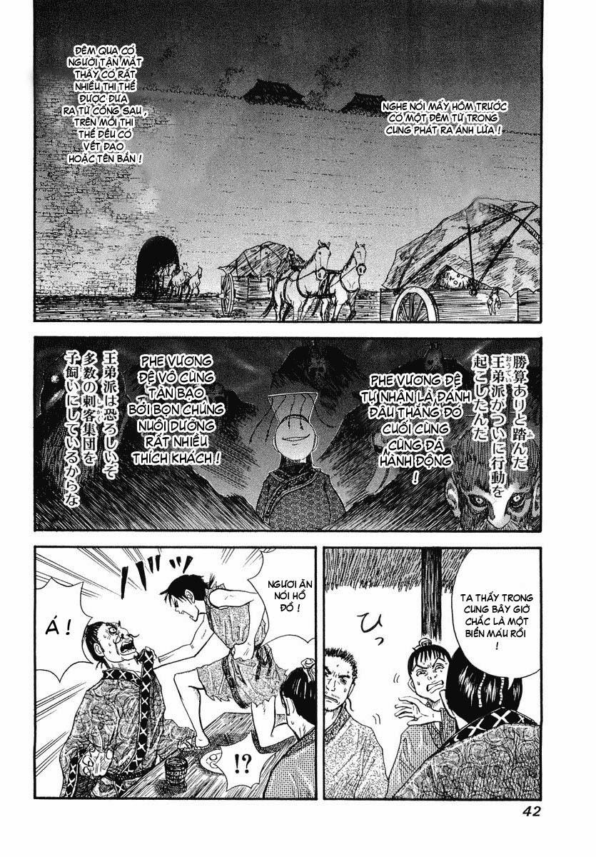 Kingdom – Vương Giả Thiên Hạ chap 1 Trang 45