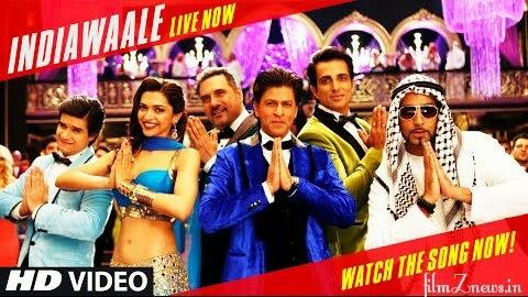 India Waale Video Song - Happy New Year  Shahrukh Khan , Deepika Padukone