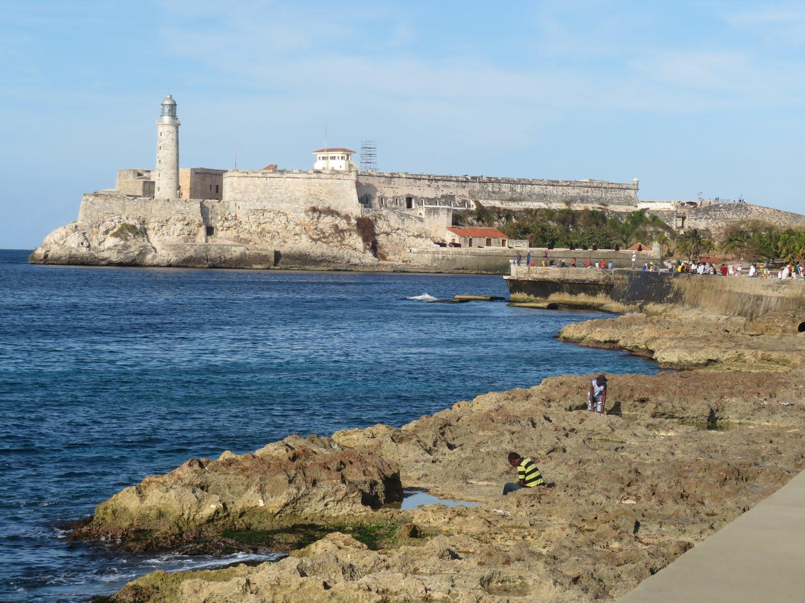 El Morro Fortress in Havana