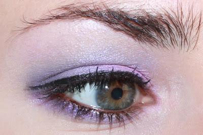 Guerlain écrin 4 couleurs nouvelle palette automne 2011 01 les violets test avis essai blog swatch id=