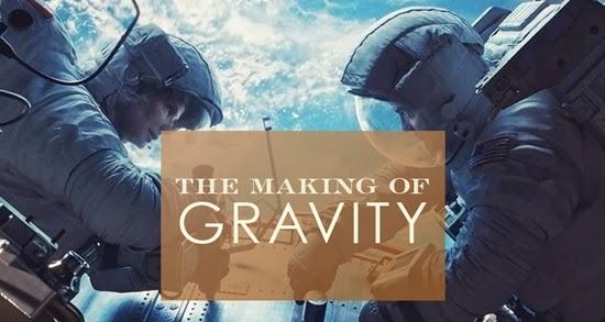 Di Balik Layar Film 'Gravity'