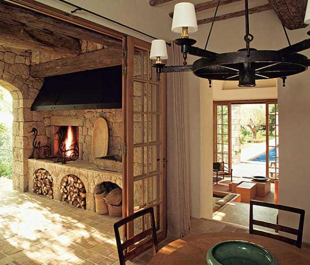 Estilo rustico casa rustica de piedra - Casas con estilo rustico ...