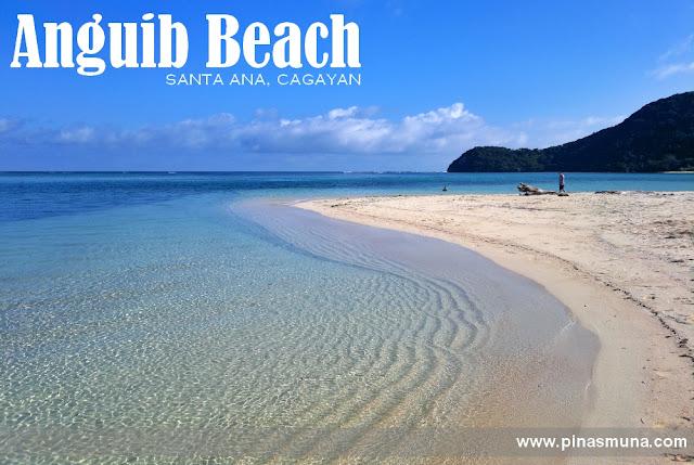Anguib Beach of Santa Ana, Cagayan
