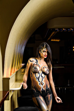 Body Painting by Jinny