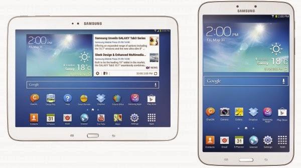 Samsung Unveils 8-Inch & 10.1-Inch Galaxy Tab 3