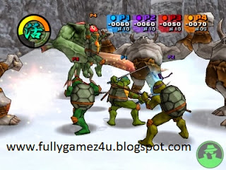 Download Teenage Mutant Ninja Turtles 2 Game Full Version
