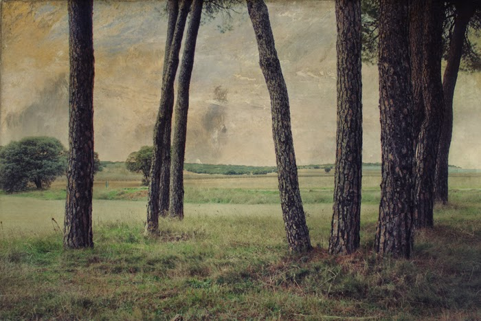 landscape,art Photo, contemporary art, seminario fotografia, Lopez Moral, pictorialism