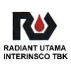 Lowongan kerja PT Radiant Utama Interinsco Kalimantan
