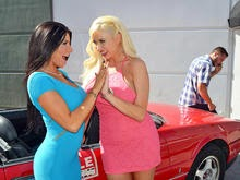 Summer Brielle & Romi Rain in My Dad's Hot Girlfriend