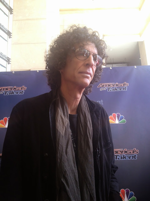 Howard Stern - AGT