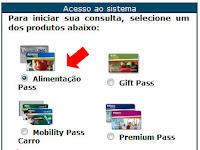 CONSULTAR SALDO SODEXO, REFEIÇÃO, ALIMENTAÇÃO, GIFT PASS, PREMIUM PASS, MOBILITY PASS CARRO E POR TELEFONE