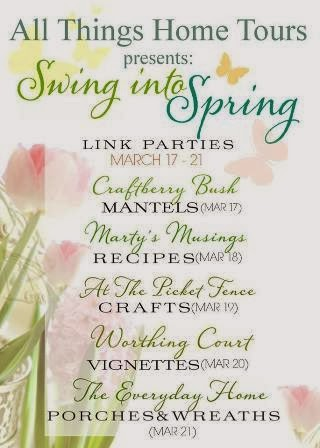 All Thing Home Spring Fling Linky Party