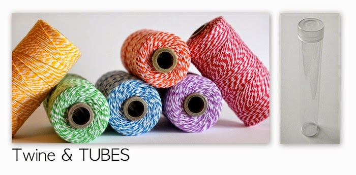 Twine and Tubes