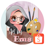 ART BY EMA | ONLINE SHOP