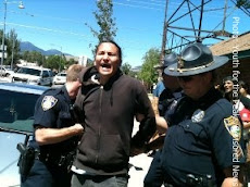 San Francisco Peaks Defender Klee Benally Arrested